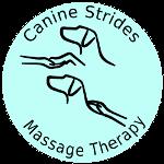 canine strides logo